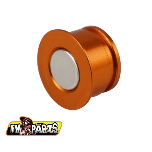 Discuri Frana MX Fm-Parts Kit Magnet Kilometraj KTM/Husqvarna 2004-2021 Orange