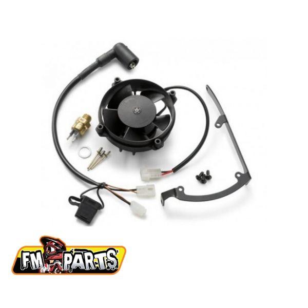 Ventilatoare Moto Fm-Parts Kit Ventilator KTM 2008-2017 cu Termostat