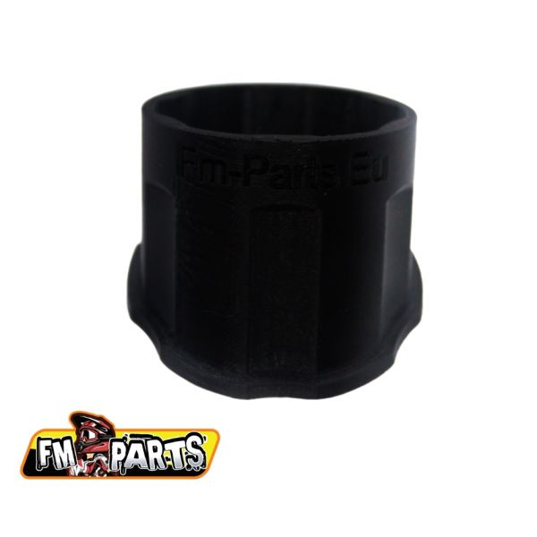 Scuturi moto Fm-Parts  Oil Tank Guardian KTM / Husqvarna TPI Black