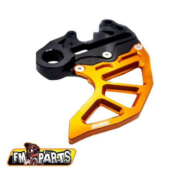 Protectii Disc Frana Fm-Parts Protectie Disc Frana Spate KTM Black/Orange 2008-2021