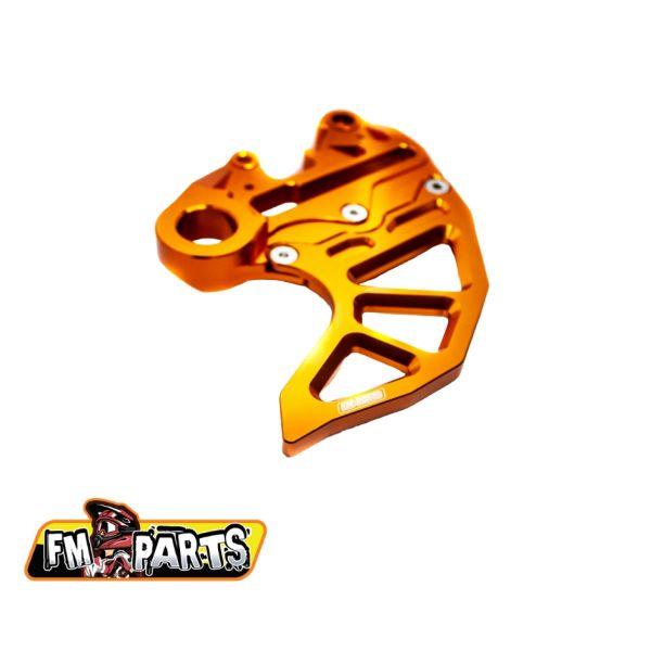 Protectii Disc Frana Fm-Parts Protectie Disc Frana Spate KTM Orange 2008-2021