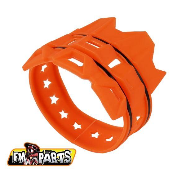 Accesorii Evacuare Fm-Parts Protectie Evacuare Finala Orange