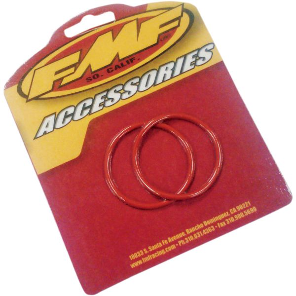 Accesorii Evacuare FMF ORING-URI REZONATOR KTM -Set 2buc