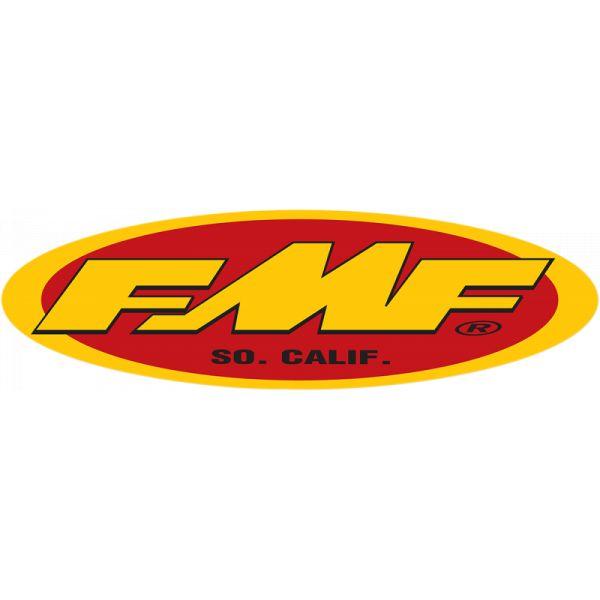 Grafice Moto FMF Sticker Moto Oval 23 Inch Multicolor 2021