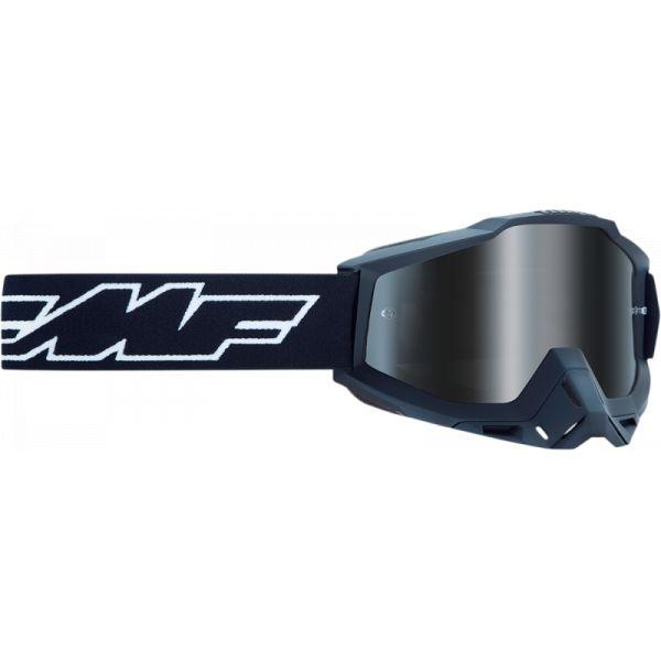 Ochelari MX-Enduro Copii FMF Vision Ochelari Moto Copii Rocket Lentila Oglinda Argintie F-50300-252-01