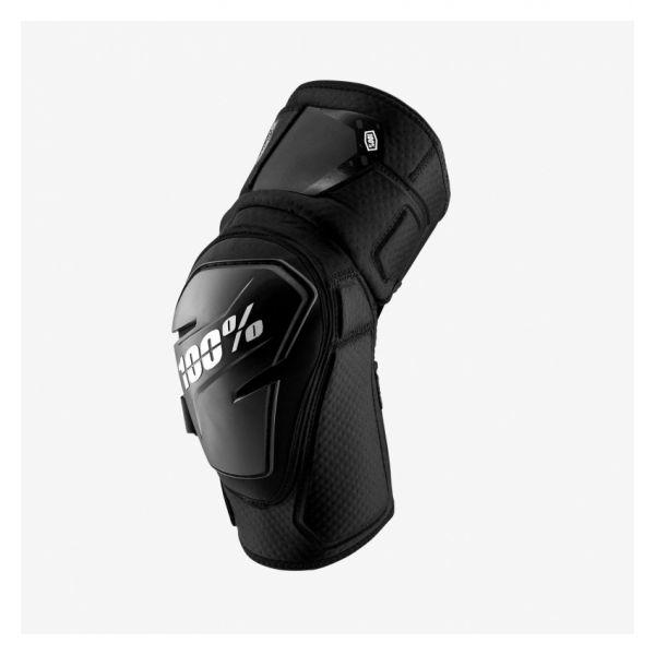 Genunchiere si Orteze 100 la suta Genunchiere Moto MX Fortis Black