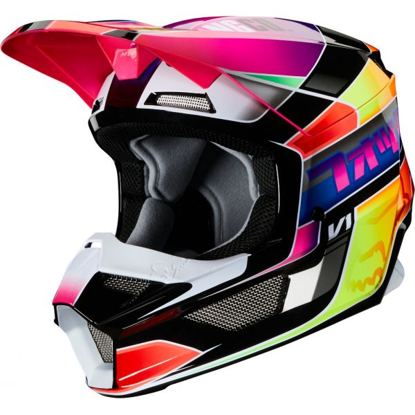 Casti MX-Enduro Copii Fox Casca MX Copii Multicolor V1 Yorr MVRS ECE 2020
