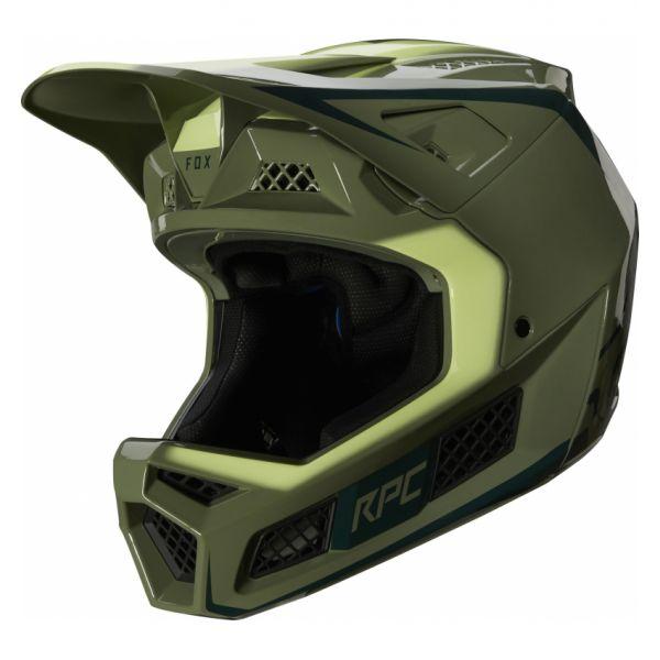 Casti MX-Enduro Fox Casca MX Rampage Pro Carbon Negru Mat