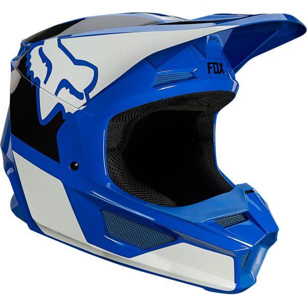 Casti MX-Enduro Fox Casca MX V1 Revn Multicolor/Albastru 2020