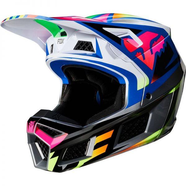 Casti MX-Enduro Fox Casca V1 Prix ECE Multicolor 2020