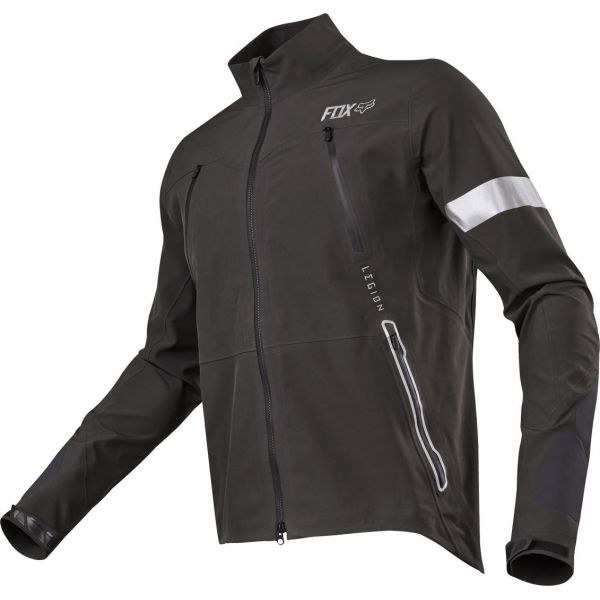 Geci Enduro Fox Geaca Legion Downpour Charcoal