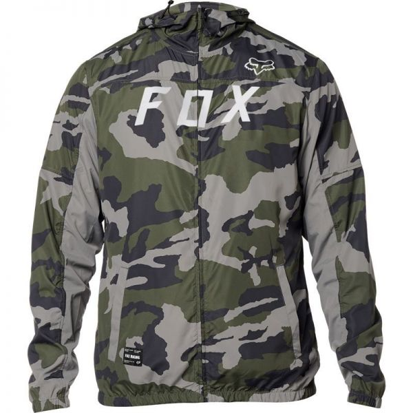 Geci/Hanorace Casual Fox Geaca Moth Camo Windbreaker Camo 2020
