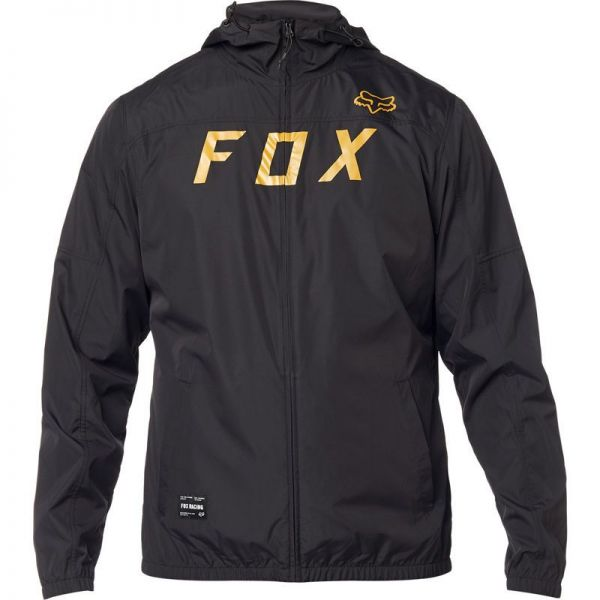 Geci Casual Fox Geaca Moth Windbreaker Black 2020