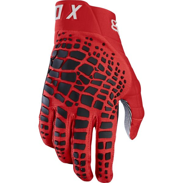 Manusi MX-Enduro Fox Manusi 360 Grav Red 2018