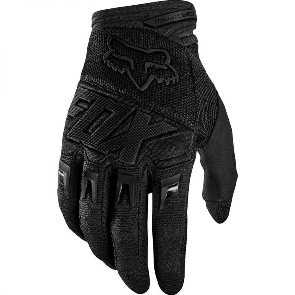 Manusi MX-Enduro Fox Manusi Dirtpaw Black 2020