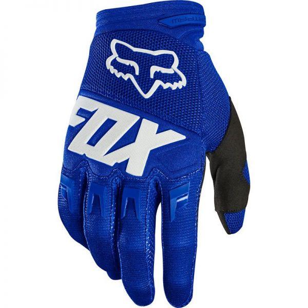 Fox Manusi Dirtpaw Blue/White 2020
