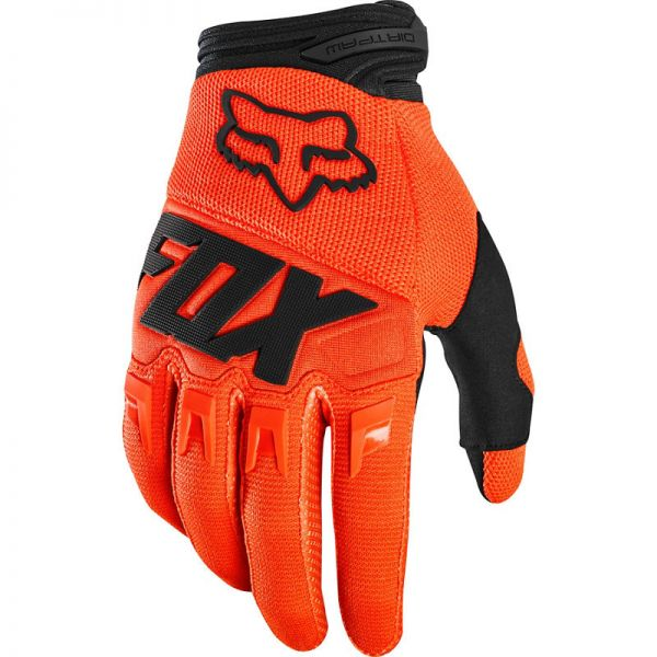 Manusi MX-Enduro Fox Manusi Dirtpaw Orange/Black 2020