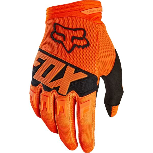 Manusi MX-Enduro Fox Manusi Dirtpaw Race Orange