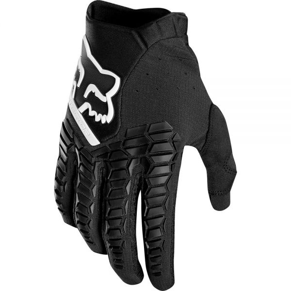 Manusi MX-Enduro Fox Manusi Pawtector Black/White