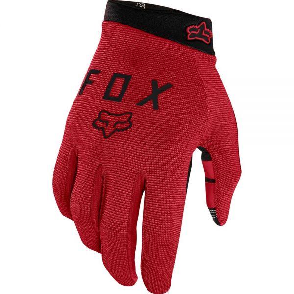 Fox Manusi Ranger Gel Red