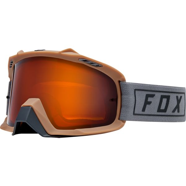 Ochelari MX-Enduro Fox Ochelari Air Space Enduro Gray 2019