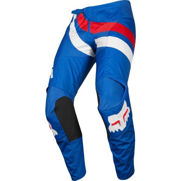 Pantaloni MX-Enduro Fox Pantaloni 180 Cota Blue 2019