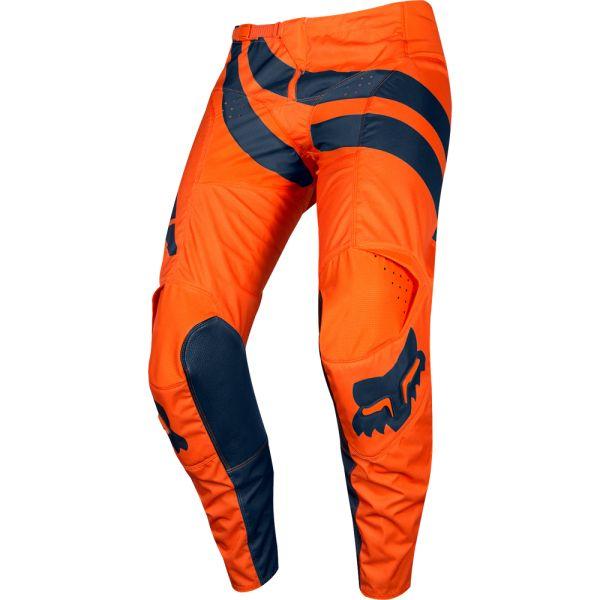 Pantaloni MX-Enduro Fox Pantaloni 180 Cota Orange/Navy 2019