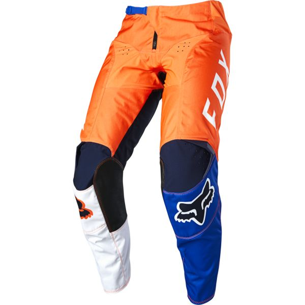 Pantaloni MX-Enduro Fox Pantaloni 180 Lovl Orange/Blue 2020