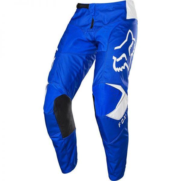 Pantaloni MX-Enduro Fox Pantaloni 180 Prix Blue 2020