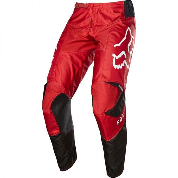 Pantaloni MX-Enduro Fox Pantaloni 180 Prix FLM Red 2020