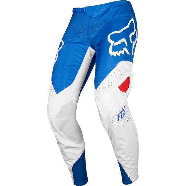 Pantaloni MX-Enduro Fox LICHIDARE STOC Pantaloni 360 Kila Blue/Red 2019