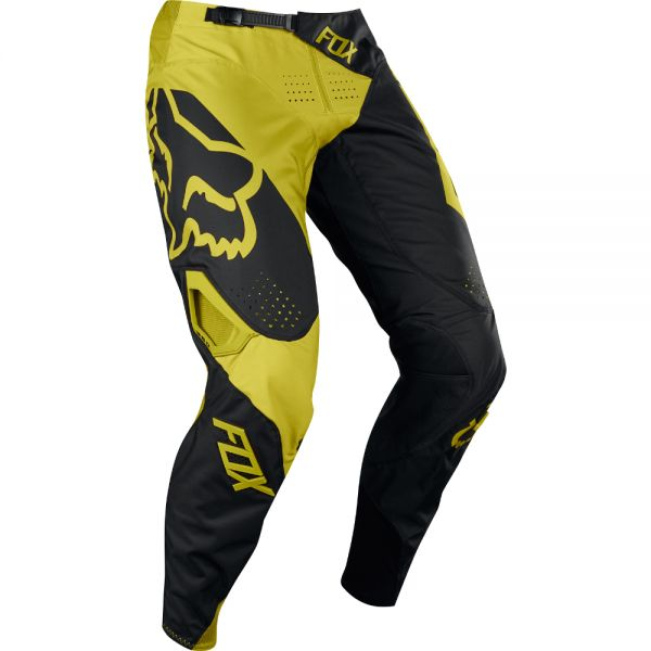 Pantaloni MX-Enduro Fox LICHIDARE STOC Pantaloni 360 Preme Yellow/Black 2018