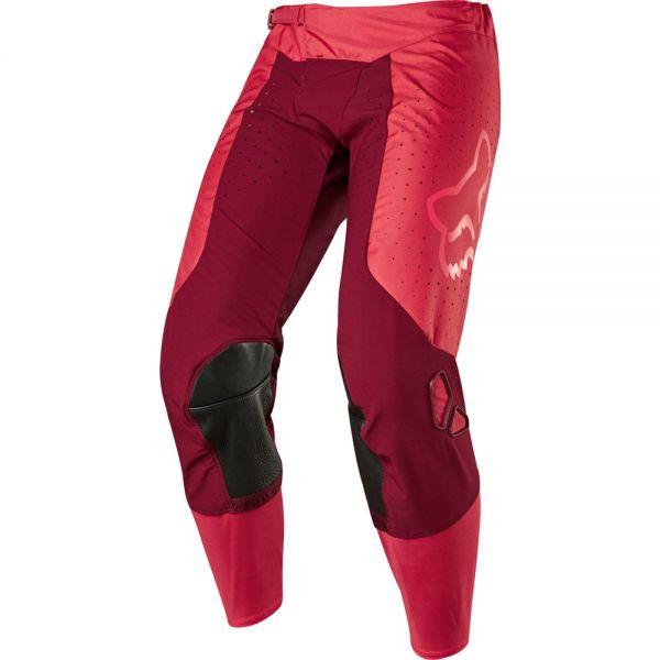 Pantaloni MX-Enduro Fox Pantaloni Airline Red