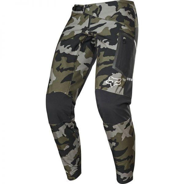 Fox Pantaloni Defend  Fire Green Camo 2020
