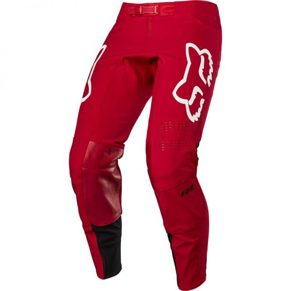 Pantaloni MX-Enduro Fox Pantaloni Flexair REDR FLM Red 2020