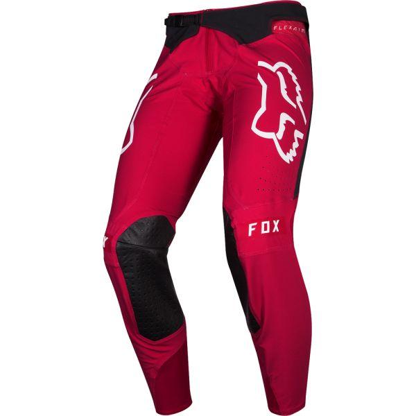 Pantaloni MX-Enduro Fox Pantaloni Flexair Royl FLM Red 2019
