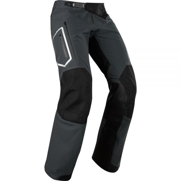 Pantaloni MX-Enduro Fox Pantaloni Legion Downpour Gray/Black 2018