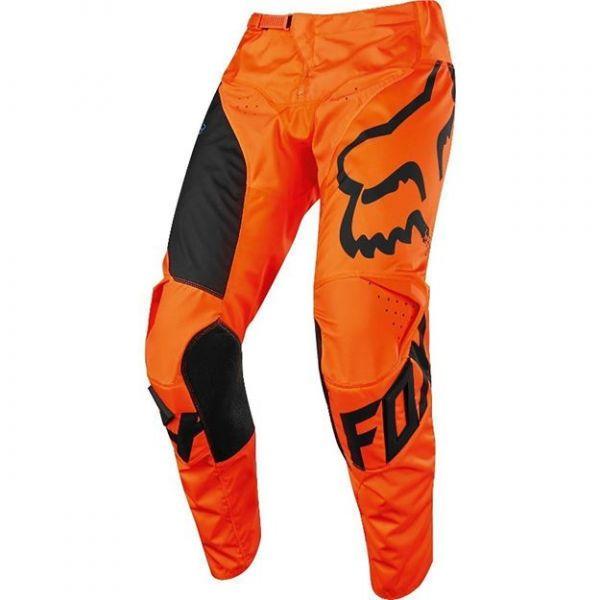 Pantaloni MX-Enduro Copii Fox Pantaloni MX Copii 180 Mastar Portocaliu 2020
