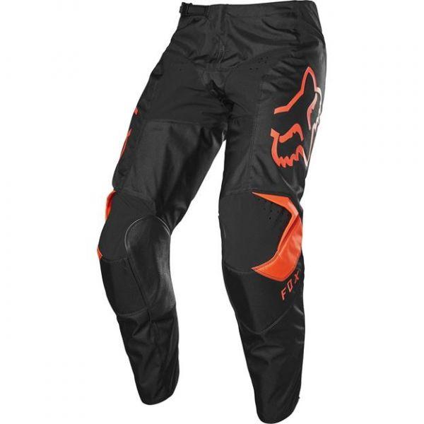 Pantaloni MX-Enduro Copii Fox Pantaloni MX Copii 180 Prix Portocaliu 2020