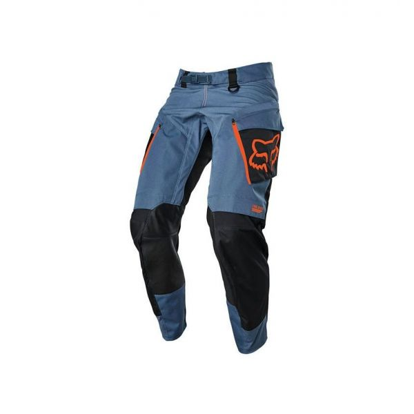 Pantaloni MX-Enduro Fox Pantaloni MX Legion Blue Steel 2020