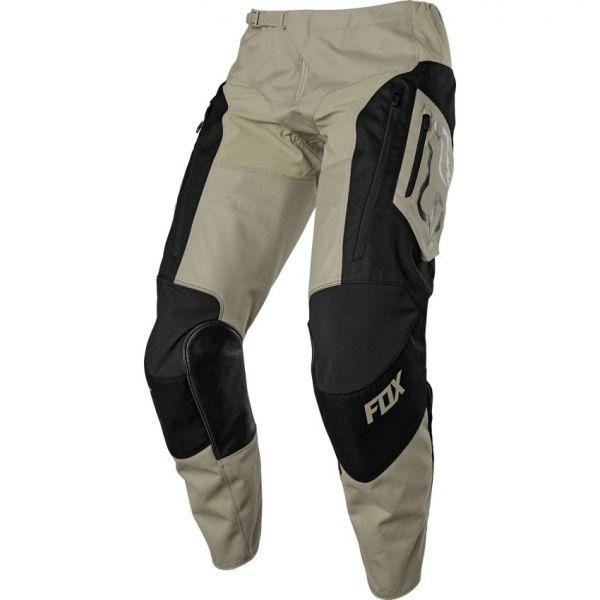 Pantaloni MX-Enduro Fox Pantaloni MX Legion LT Negru/Bej 2020