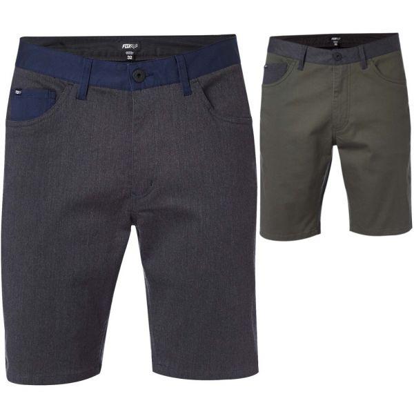 Pantaloni Casual Fox Pantaloni Scurti Caliper Dark Khaki