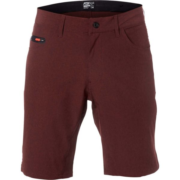 Fox Pantaloni Scurti Machete Tech Cranberry