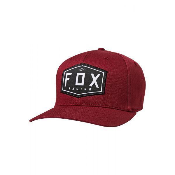 Sepci Fox Sapca Crest Flexfit Rosu 2020