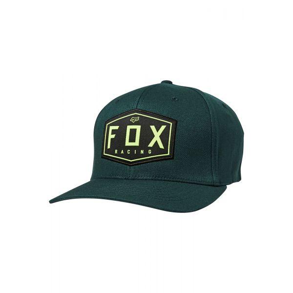 Sepci Fox Sapca Crest Flexfit Verde 2020