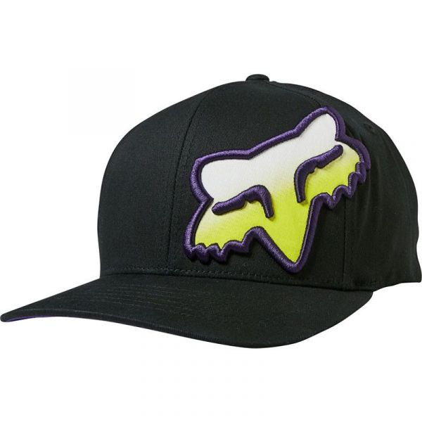 Sepci Fox Sapca Honr Flexfit Hat Style Black 2020