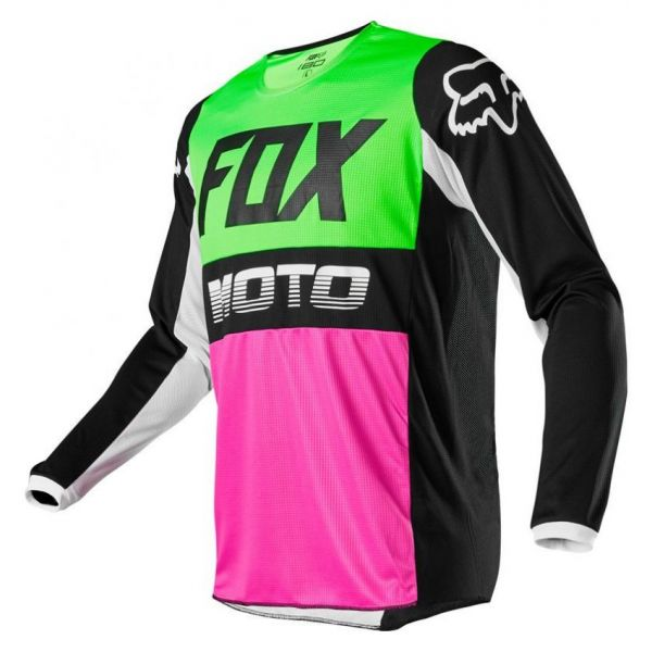 Tricouri MX-Enduro Fox Tricou 180 FYCE Multi 2020