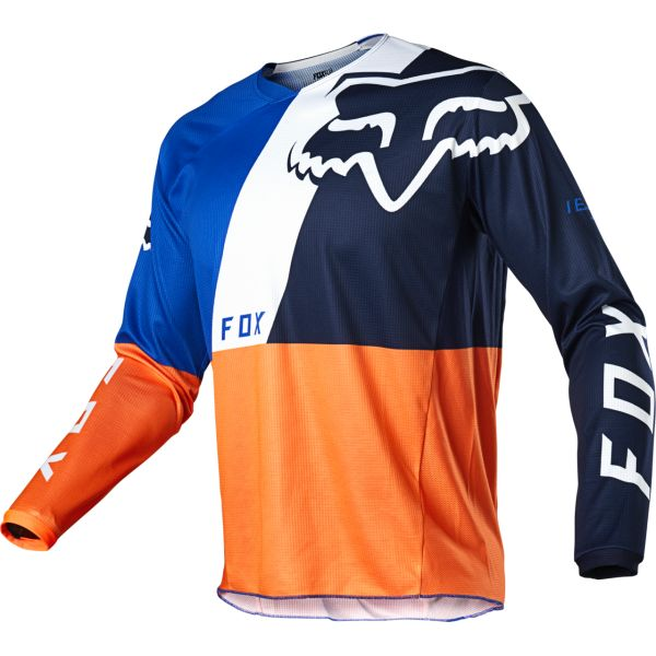 Tricouri MX-Enduro Fox Tricou 180 Lovl Orange/Blue 2020