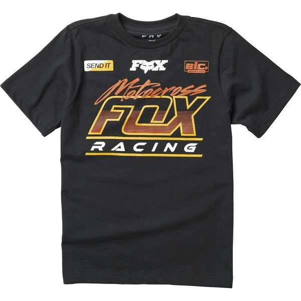 Fox Tricou Copii Jetskee Black