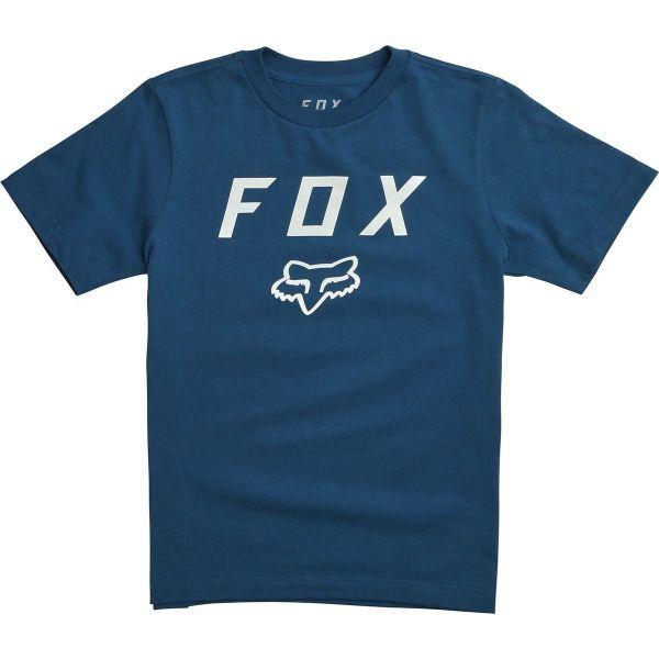Fox Tricou Copii Legacy Moth Blue